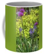 Allium And Camassia Coffee Mug