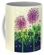 Allium Explosion Coffee Mug