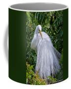 Alluring In White Coffee Mug