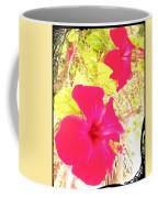 Almeria Flowers Coffee Mug