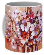 Almonds Blossom  5 Coffee Mug