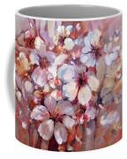 Almonds Blossom  6 Coffee Mug