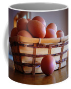 Almost All My Eggs In One Basket Coffee Mug