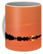 Almost Below The Horizon Two  Coffee Mug