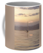 Almost Daytime On The Waters Coffee Mug