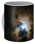 Almost Full Moon 2 Coffee Mug