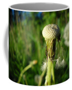 Almost Gone Dandelion Seeds Coffee Mug