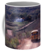Almost Home Coffee Mug by Garry McMichael