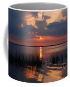 Almost Sunset In Florida Coffee Mug
