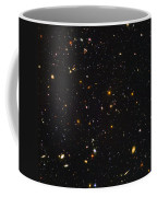 Almost Ten Thousand Galaxies As Seen By Hubble Coffee Mug