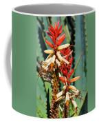 Aloe Bloom Desert Garden Coffee Mug