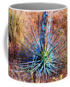 Aloe Vera In Meadow Coffee Mug
