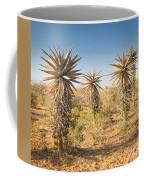Aloe Vera Trees Botswana Coffee Mug