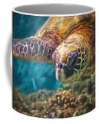 Aloha Honu Coffee Mug