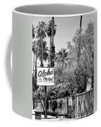 Aloha Hotel Bw Palm Springs Coffee Mug