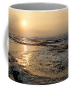 Aloha Oe Sunset Hookipa Beach Maui North Shore Hawaii Coffee Mug