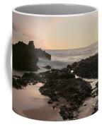 Aloha Paako Akahi Sunset Makena Maui Hawaii  Coffee Mug