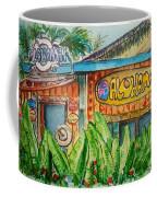 Alohaman Coffee Mug