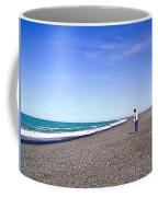 Alone And At Peace Coffee Mug