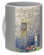Alone Coffee Mug by Gale Cochran-Smith