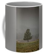 Alone In The Mist Coffee Mug