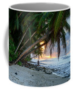 Alone On The Beach 2 Coffee Mug