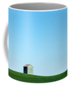 Alone On The Plains Coffee Mug