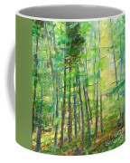 Along Buckslide Road Coffee Mug