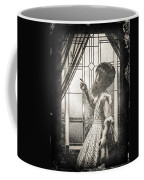 Along Came A Spider Coffee Mug by Bob Orsillo