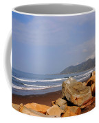 Along The Californian Coast Coffee Mug