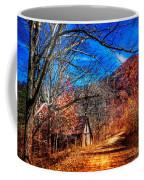Along The Country Lane Coffee Mug