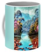Along The Creek Coffee Mug