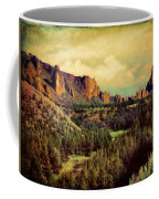 Along The Crooked River Coffee Mug