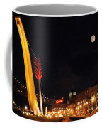 Along The Embarcadero 2 Coffee Mug