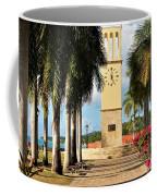 Along The Hands Of Time Coffee Mug