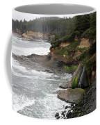Along The Oregon Coast - 7 Coffee Mug