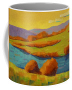 Along The River In Steamboat Springs II Coffee Mug