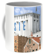 Along The River Zaan Lassie Silo Coffee Mug