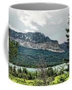 Along The Road To Many Glacier 4 Coffee Mug