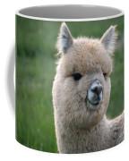 Alpaca Smile Coffee Mug