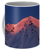 Alpenglow Coffee Mug