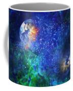 Alpha Centauri Abstract Moods Coffee Mug