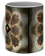 Alpha Waves - Gently Cross Your Eyes And Focus On The Middle Image Coffee Mug