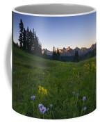 Alpine Dawn Coffee Mug