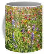 Alpine Glory In Canada Coffee Mug