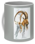 Alpine Ibex Coffee Mug