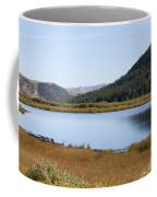 Alpine Lake In The Arapahoe National Forest Coffee Mug