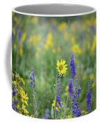 Alpine Sunflower Coffee Mug