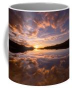 Alpine Sunset Coffee Mug