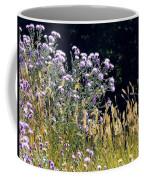 Alpine Thistles And Grasses Coffee Mug